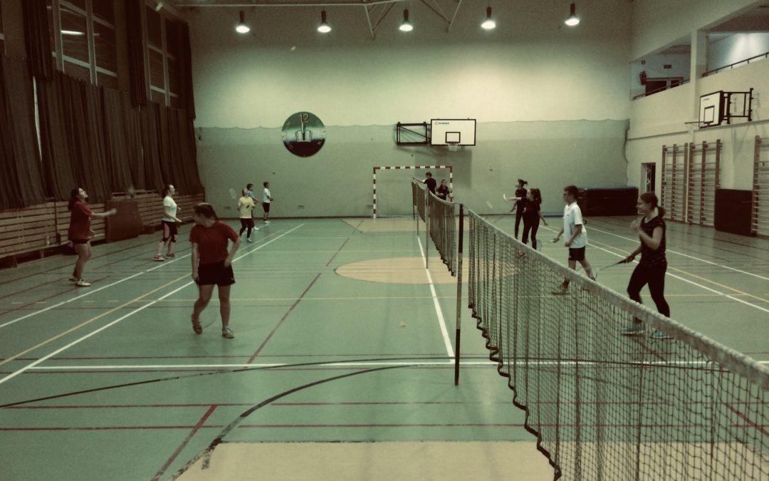 WTORKI DLA KAŻDEGO! Zapraszamy do gry w badmintona w każdy wtorek 19:00-21:30! Szkoła Podstawowa nr5 ul. Sybiraków 3! Do zobaczenia!