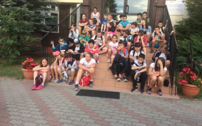 Obóz Wakacyjny BADMINTON CAMP Gwda Wielka 28/07-11/08 2019!